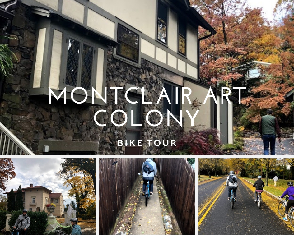 Montclair Art Colony Bike Tour Persist Digital