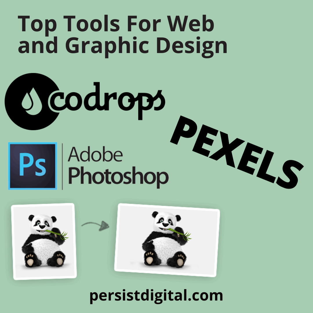 Top Tools For Web and Graphic Design