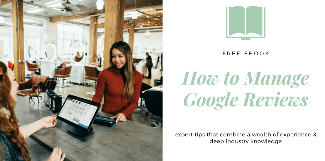How to Manage Google Reviews Free Ebook